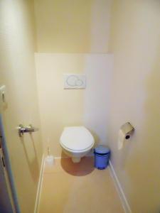 Salle de bains dans l'établissement Les Gîtes de La Fontaine