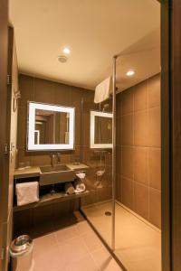 A bathroom at Novotel Diyarbakir