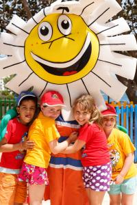Children staying at H10 Lanzarote Princess
