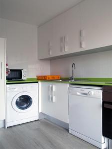 Una cocina o zona de cocina en Cal Negri