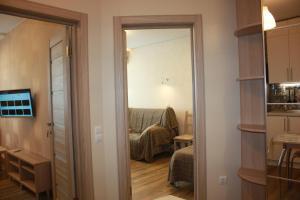 Гостиная зона в Апартаменты на Ленина 146