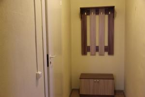 A bathroom at Hotel & Hostel Kruiz
