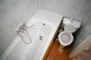 Ванная комната в Гостиница квартирного типа Ленина 40