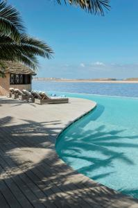 The swimming pool at or near La Sultana Oualidia