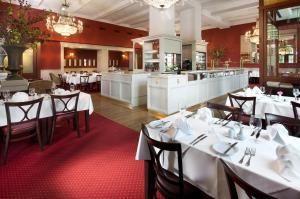 Restaurace v ubytování Clarion Grandhotel Zlaty Lev