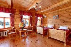 Гостиная зона в Пушкарская Слобода