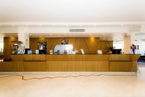 Лобби или стойка регистрации в Catania International Airport Hotel
