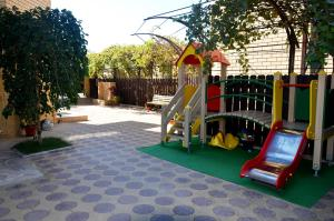 Children's play area at Guest house Vostok