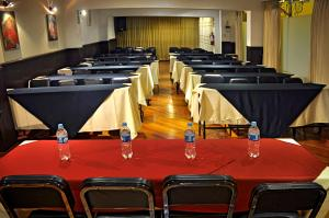 The business area and/or conference room at Casona Hotel Centro