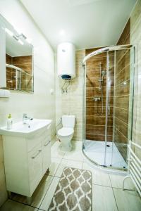 Łazienka w obiekcie Osada Stary Bór