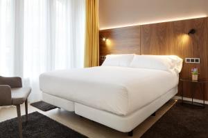 Cama o camas de una habitación en Hotel Arrizul Congress