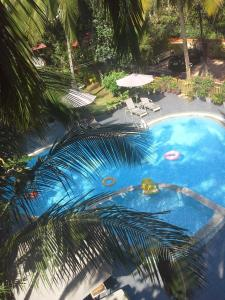 The swimming pool at or near Elegant Shades