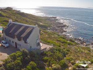 A bird's-eye view of Whale Huys Luxury Ocean Holiday Villa