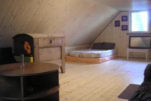 Istumisnurk majutusasutuses Lonni Nature Eco-Accommodation