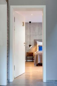 A bathroom at Gasthaus Stappen
