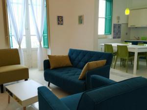 Area soggiorno di Le Luminarie - Creative Residence