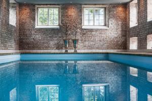 Swimmingpoolen hos eller tæt på Kragerup Gods
