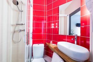 A bathroom at Astrid