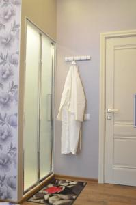 A bathroom at Zanevsky guest house