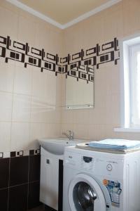 Ванная комната в Apartment on Lenina 49