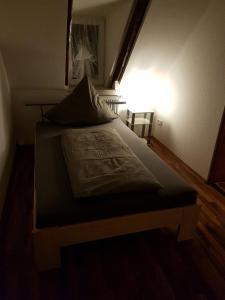 Ein Bett oder Betten in einem Zimmer der Unterkunft Vatan Apartment