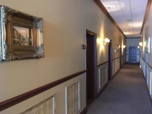 Balcon ou terrasse dans l'établissement Motel Cofotel
