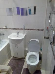 Ванная комната в Red avenue