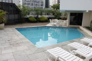 The swimming pool at or near H4 Fortune Jardins