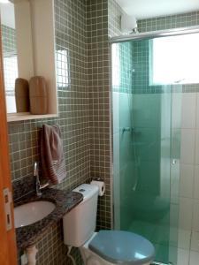 Un baño de Ajuricaba Suítes 5