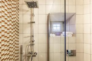A bathroom at Olga