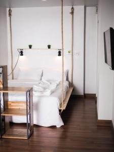 Un ou plusieurs lits dans un hébergement de l'établissement The Better Hostel