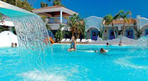The swimming pool at or near Arbatax Park Resort - Telis