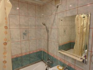 Ванная комната в Apartment on Papanina