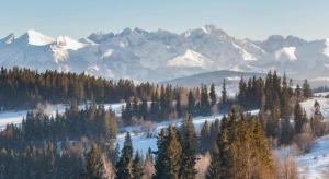 Obiekt Małgosia Regionalna zimą