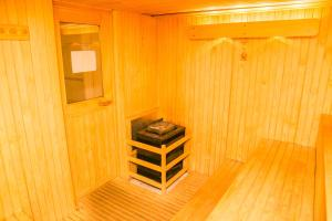Spa and/or other wellness facilities at Amérian Villa Maria Park Hotel