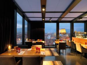 A restaurant or other place to eat at Sense Hotel Sofia