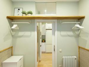 A bathroom at Quiet Travessera