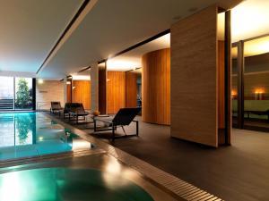 The swimming pool at or near Sense Hotel Sofia