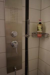 Ein Badezimmer in der Unterkunft Apart Landhaus Zangerl