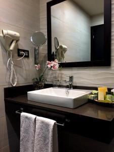 Un baño de Hotel Rural - El Rincón de Don Pelayo