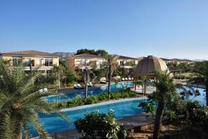 A view of the pool at The Westin Pushkar Resort & Spa or nearby