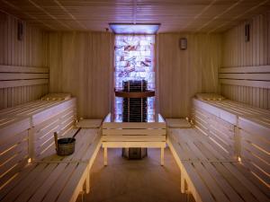 Spa o instalaciones de bienestar en Grand Hotel Amrâth Kurhaus The Hague Scheveningen