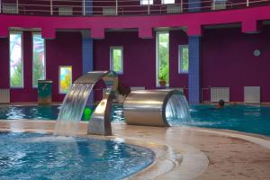 The swimming pool at or close to Fresh Wind SPA Hotel