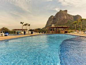 A piscina localizada em Pullman Rio de Janeiro Sao Conrado ou nos arredores