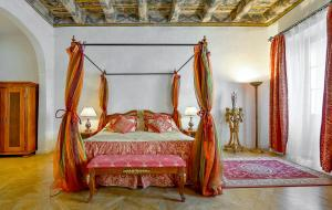 Letto o letti in una camera di Hotel Residence Bijou de Prague