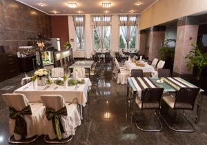Restaurace v ubytování Hotel Relax