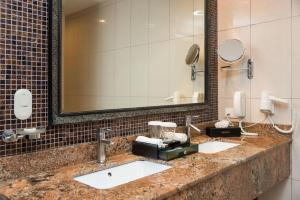 A bathroom at The Royal Corin Thermal Water Spa & Resort - Adults Only