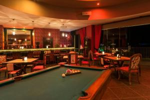 A pool table at The Royal Corin Thermal Water Spa & Resort - Adults Only