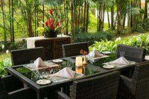 A restaurant or other place to eat at The Royal Corin Thermal Water Spa & Resort - Adults Only