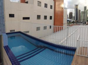 The swimming pool at or near Hotel Pousada dos Anjos